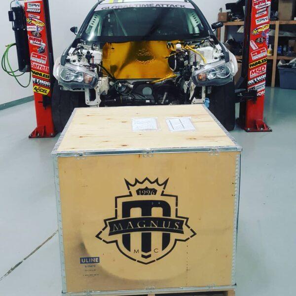 Magnus-Motorsports-4B11-Crate-Engine-delivered