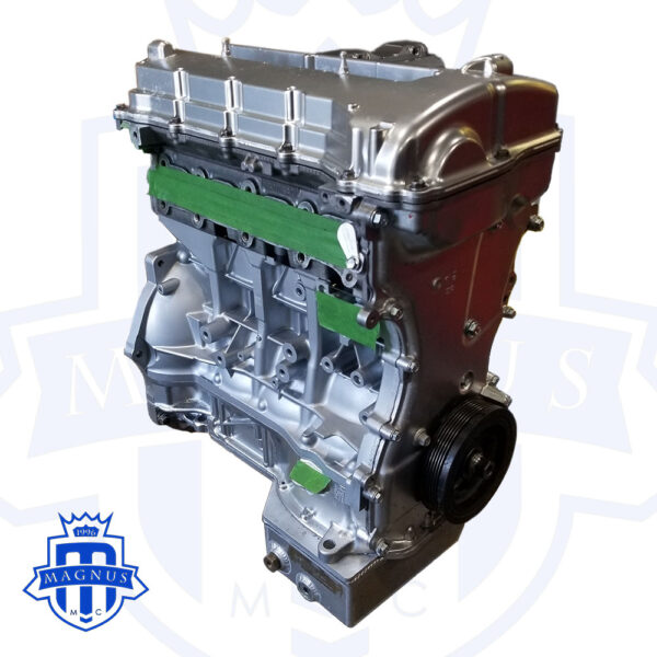 Magnus Motorsports EVO X 10 Crate Engine Wet or Dry Sump Valve Cover On