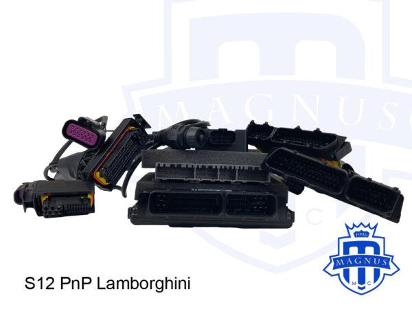 Syvecs Lambo Kit Plug View