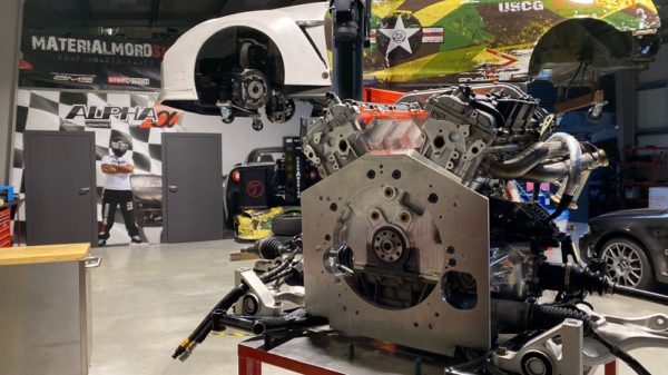 R35 AWD TH400 Adaptor
