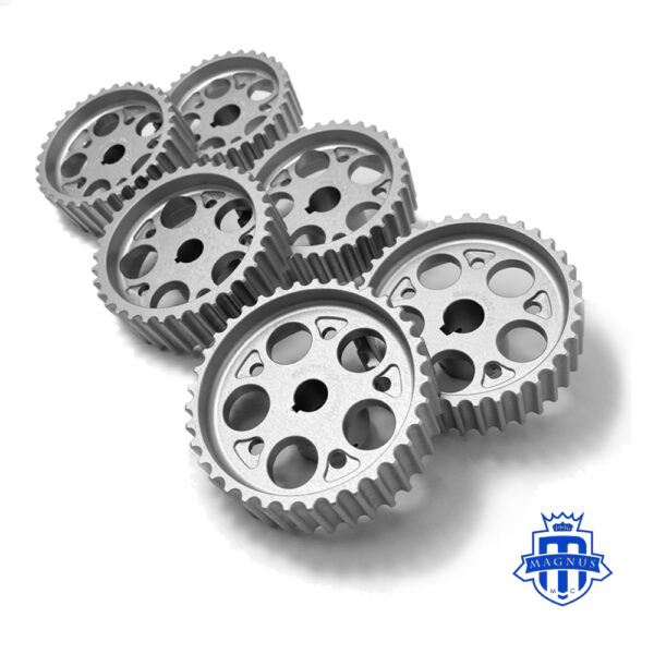 Magnus Motorsports_32_34_36 tooth HTD Pulley_High Strength