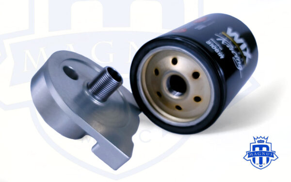 MMCENG2350 OIL FILTER HOUSING AND FILTER FOR DRY SUMP