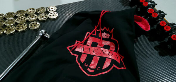 Magnus-Promo-Red-Crest-Hoodie-Limited-Edition