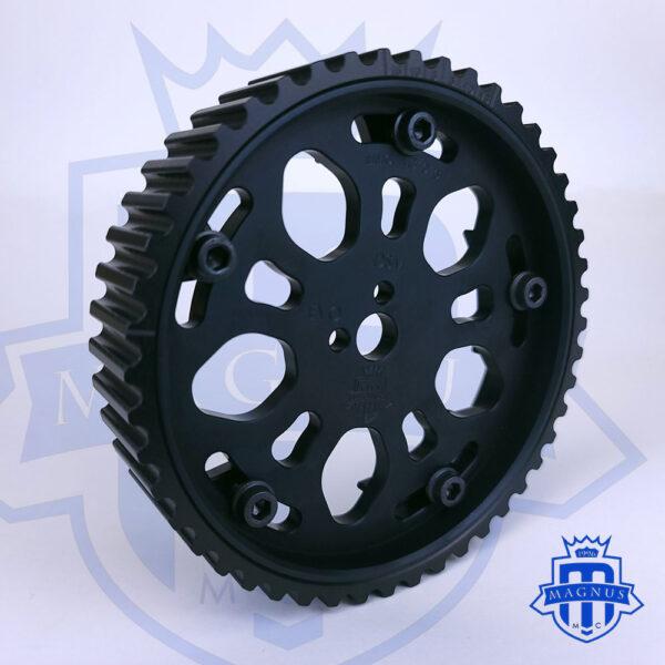 Magnus_Motorsports_All-Black_Adjustable_Cam_Gear_4G63_EVO_DSM