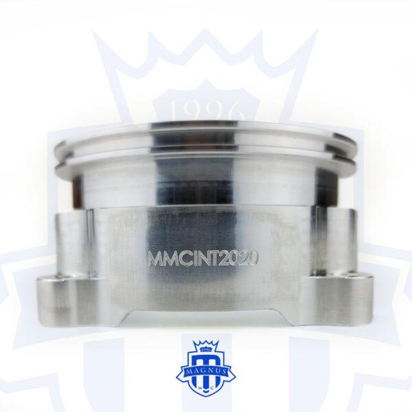 MMCINT2020 Audi Lamborghini inlet adaptor high boost vanjen for 82mm Bosch Throttle Body by Magnus Motorsports