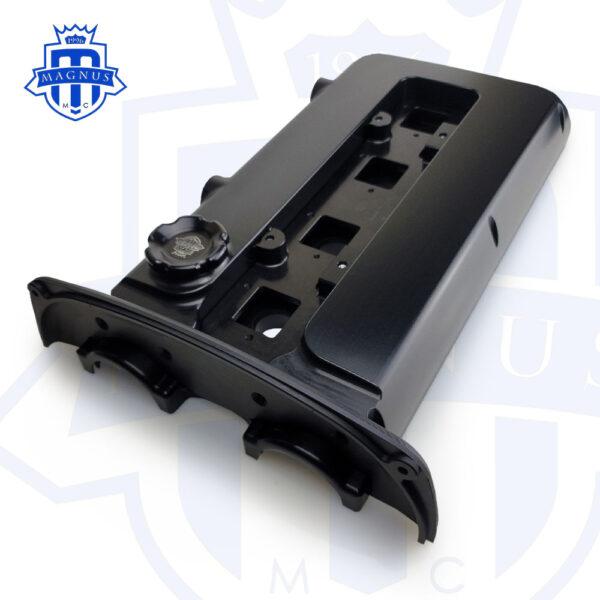 mmceng2028-black-magnus-4g63-evo-4-9-billet-valve-cover-with-oil-cap