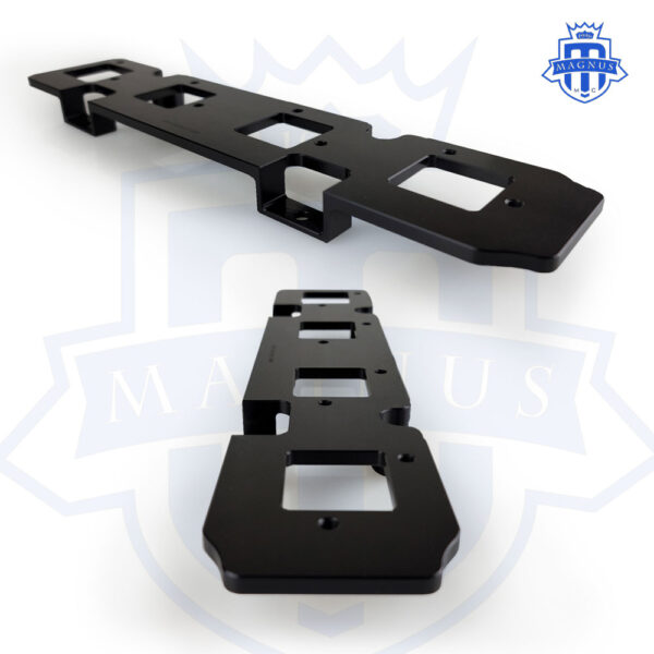 Mitsubishi_EVO_DSM_1G_2G_Ignition_Coil_Plate_4G63_Walker Ignition Coils_Middle View